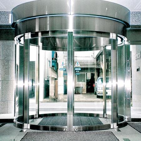 Circular Pagar Otomatis EU Circular Door Operator