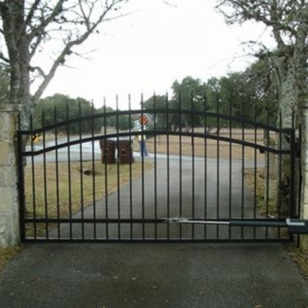 Nice TITAN12L/12L1 Swing Gate
