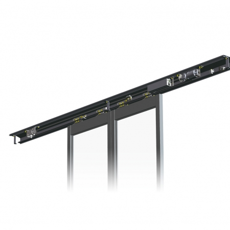 Slim Header Pagar Otomatis DSN-60/75/150S-HM